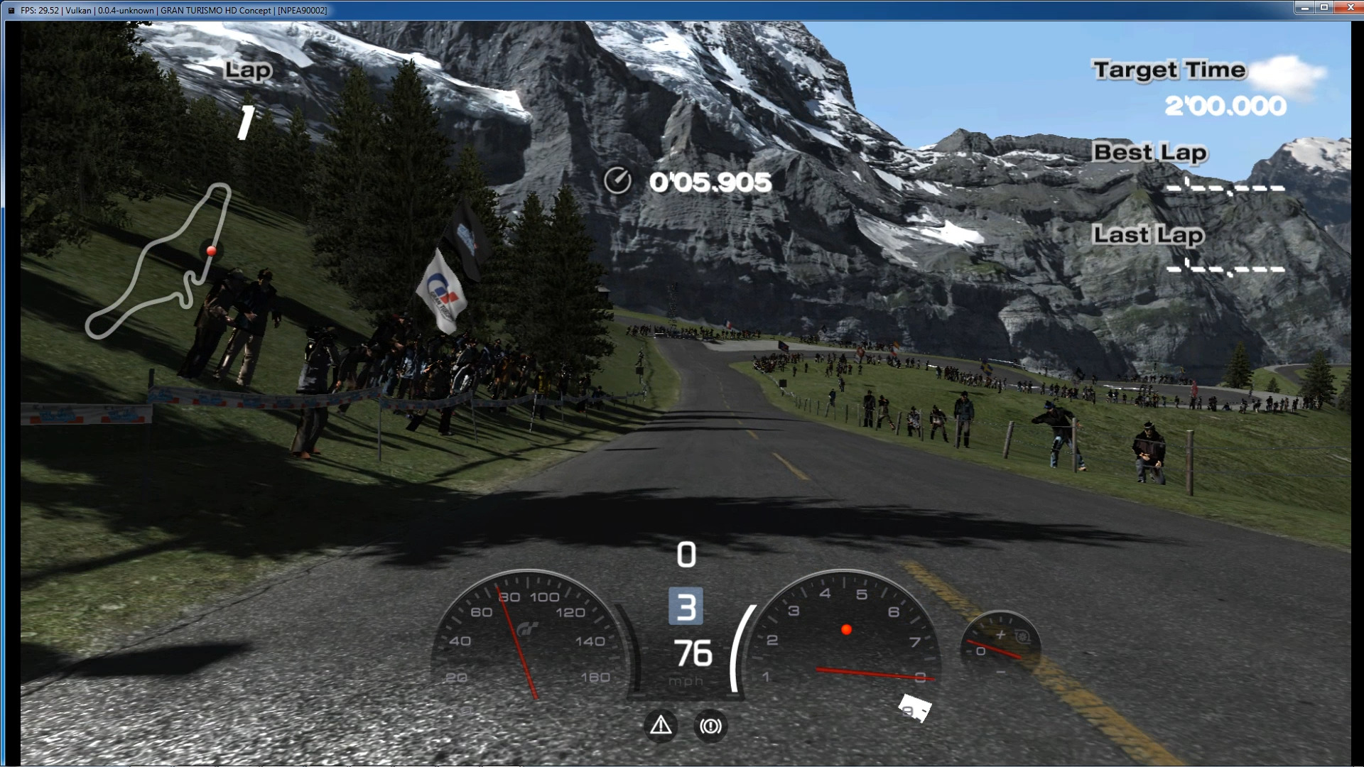 ps3 emulator pc gran turismo 5