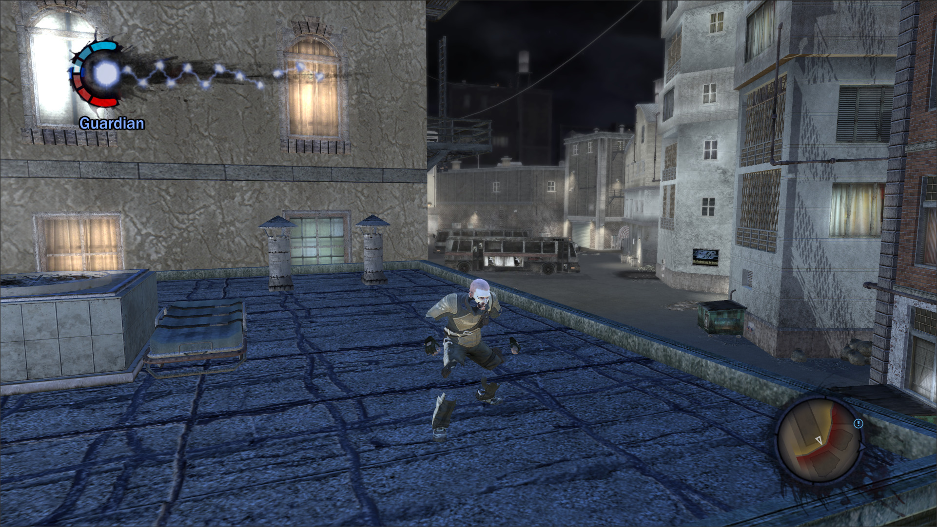 Infamous pc emulator