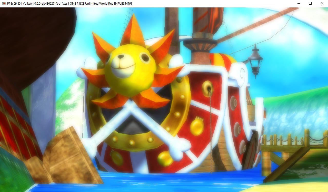 one piece unlimited world emulator
